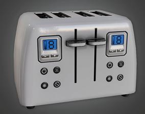 ARV2 - Toaster - PBR Game Ready 3D asset