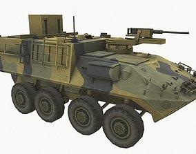 ASLAV 3D model