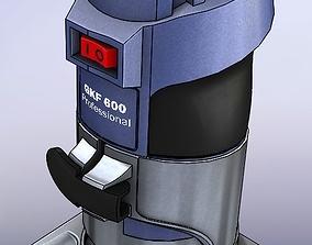 3D BOSCH GKF 600