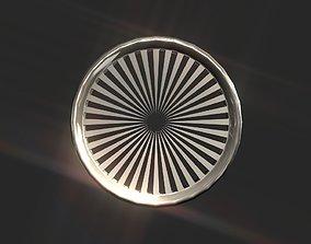3D printable model Inner wheel