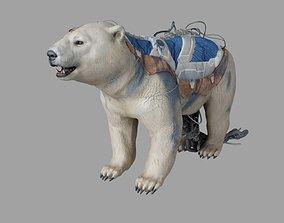 3D electro bear