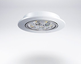 3D Ceiling Spot Light