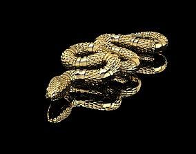 bracelet Pendant Snake Gucci 3D print model