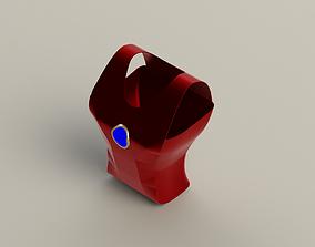 Torso Armour 3D asset