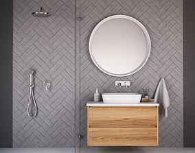 3D model Bathroom 14 soap
