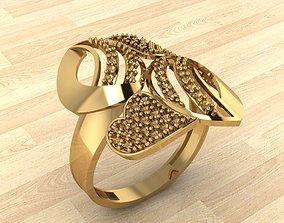 3D printable model printable RING 141