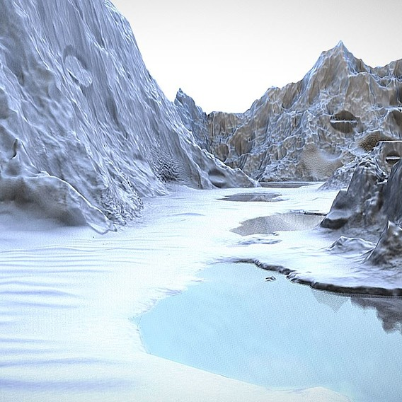 Winter Environment 2