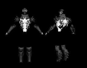 MCU Venom agent printable