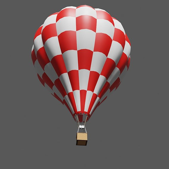 Fly in a Balloon