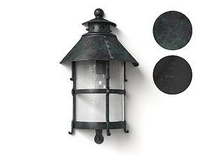 classic Antique Outdoor Lamp 3D