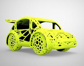 Alien Invasion 3D print model