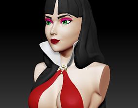 Bust - Vampirella 3D printable model