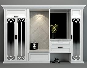 Furniture composition 01 3D