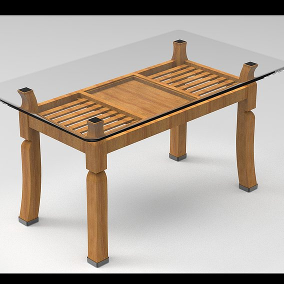 Royal Wooden Dinning Table