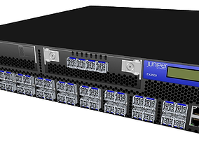 3D model Juniper EX4550 Layer 3 Network Device