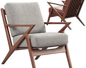 Joybird Soto Chair 3 options 3D model