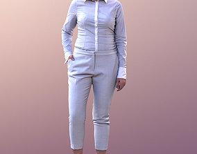 3D model Amaya 10534 - Standing Business Woman