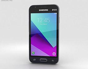 3D model Samsung Galaxy J1 Mini Prime Black