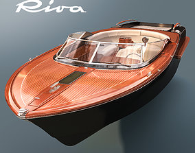 3D model Riva Aquariva Super