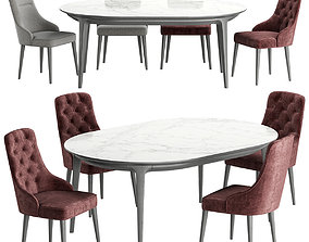3D model OTTI Chair PLAY Table