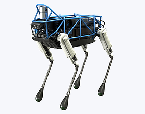 Spot Classic Robot Boston Dynamics 3D model