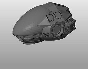 3D printable model CHIBI-TECH SD - DED-409 CORE