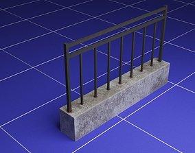various-models 3D asset realtime fence