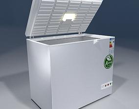 Deep Freezer 3D model