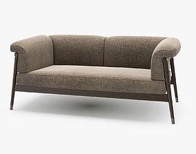 Giorgetti - Derby sofa 3D model
