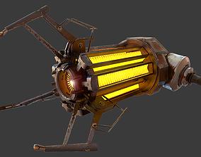 3D model Half Life 2 Gravity Gun