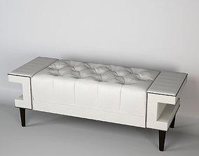 Baker bench N6389 3D