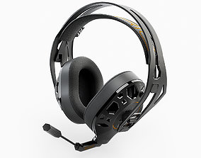 3D model Headphones Plantronics RIG 500 Pro HC