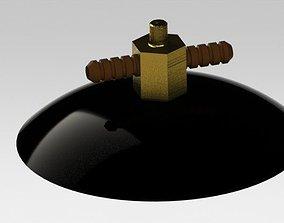 3D model Vacuum cups