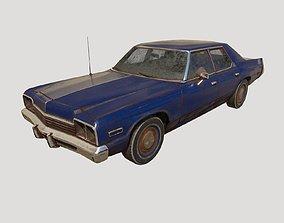 3D Abandoned Car 33