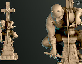 3D print model Daredevil - Guardian Devil