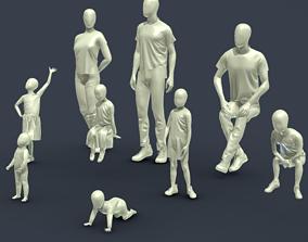 manikin Basic Mannequin Collection Models