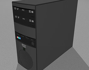 3D PC Computer Tower - BTEC PC900