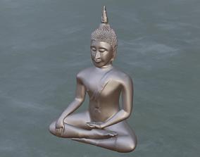 3D print model Budha Sculpture