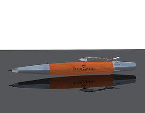 3D model Faber Castell E-Motion Pencil