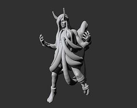 The Steel Sorceress 3D printable model