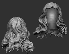 cheveux Hair 6 printable