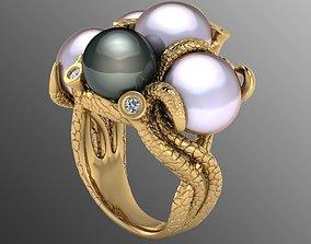 3D print model Ring ak 9