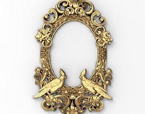 Frame ornament 3D printable model
