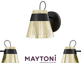 Sconce Trento MOD614WL-01BS Maytoni Modern 3D
