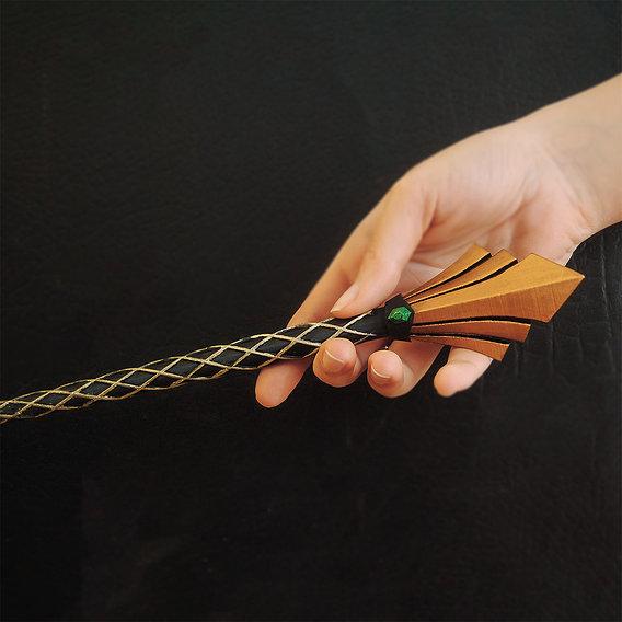 Art Deco Magic Wand - Harry Potter 3D print model