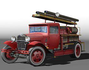 3D model Firetruck PMG-1