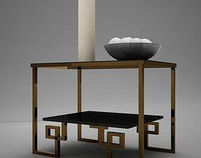Living side Table 3D model