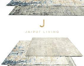 3D model Jaipur Living Rug Set 1