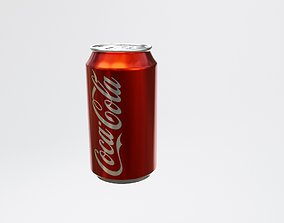 3D Beverage can 250ml