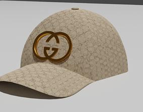 3D model Gucci Cap
